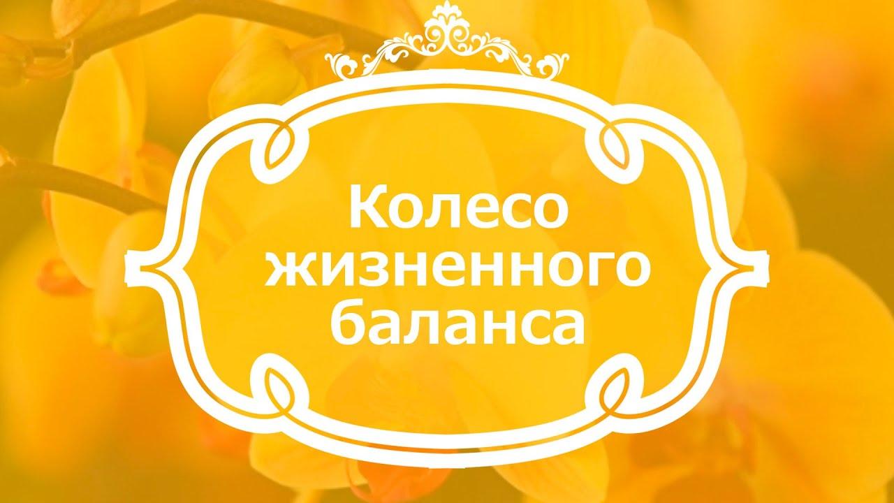 Екатерина Андреева - Колесо жизненного баланса