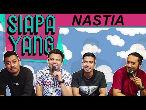 #SiapaYang - Agaknya siapa yang perasan diri dia hensem dalam band Nastia??