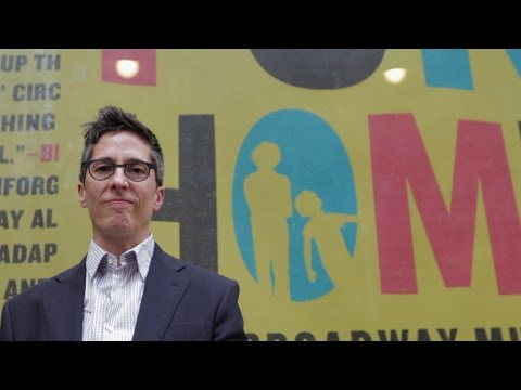 Alison Bechdel's Fun Home on Broadway [SIV396]