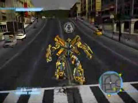 transformers PC game
