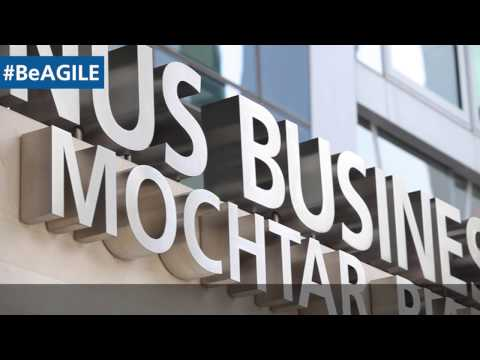 Your future starts here: Joining NUS Business School