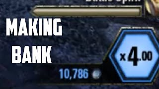 ESO: Making Bank off Tel Var Stones (Imperial City)(I have made 300K gold selling IC items from tel var I have been getting off groups. Stream: http://www.twitch.tv/sypherpk Website: http://www.sypherpk.com ..., 2016-08-17T02:34:04.000Z)