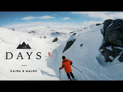 KM:DAYS - Spring Skiing In Northern Sweden