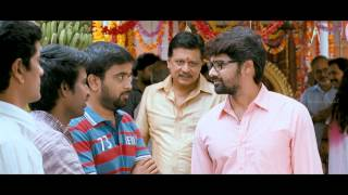 Bramman | Tamil Movie | Scenes | Comedy | Sasikumar and Naveen Chandra in movie pooja