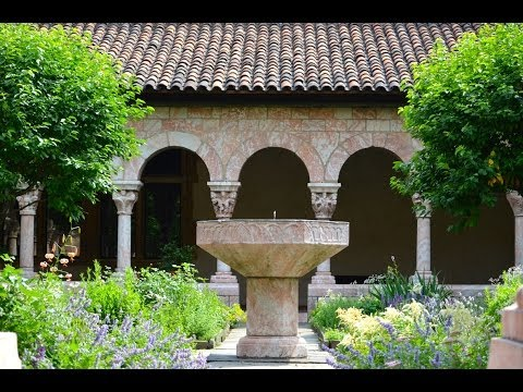 Tourist In Your Own Town #32 - The Cloisters Museum & Gardens