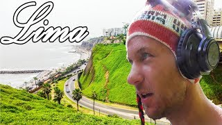 What to do in Lima besides eating Cerviche? PERU TRAVEL VLOG 2019