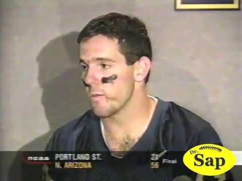 1997 Notre Dame Michigan Postgame