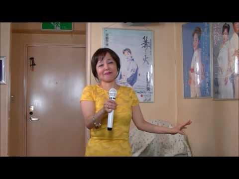 歌手【高橋真美】ショー(篝火)