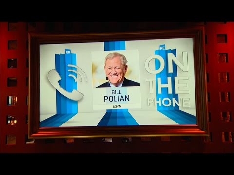 ESPN NFL Analyst Bill Polian on The History of The NFL Combine & More - 2/24/16