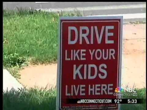 2 Pack Drive Like Your Kids Live Here Yard Sign Slow Down Signs//Children at