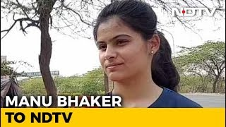 Didn't Expect The Reception I Received On Returning: Manu Bhaker