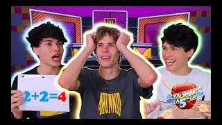 ARE YOU SMARTER THAN A 5TH GRADER?! CHALLENGE w/ Stokes Twins