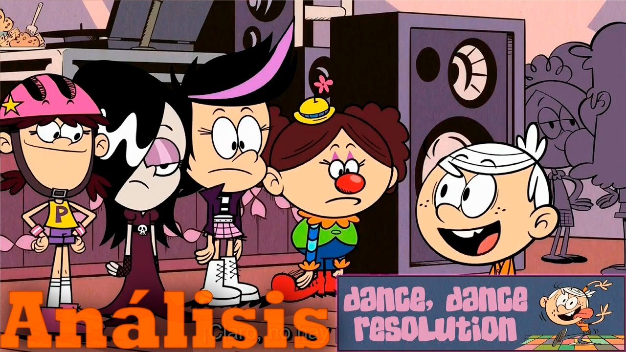 loud house dance dance resolution gallery