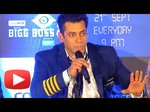 Salman Khan's Bigg Boss 8 Event, Photographers Boycott - Salman Reacts