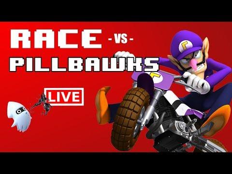 Racing viewers! Tournament code: 1823-9244-6507 | Mario Kart 8 Deluxe