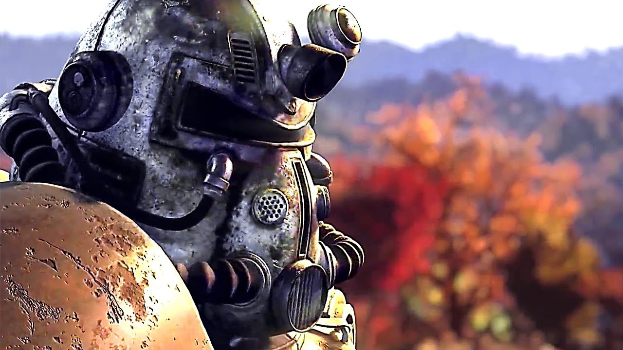 FALLOUT 76 Gameplay Trailer (2018) E3 2018 - YouTube