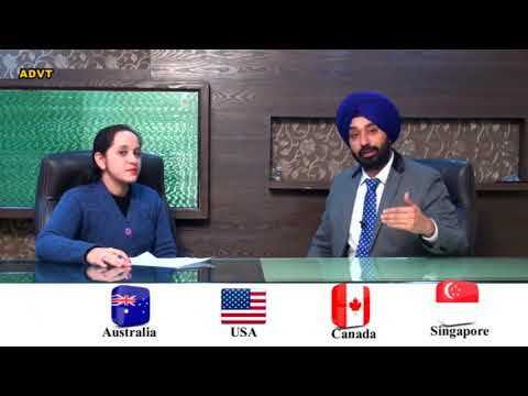 Interview With Bhavnoor Singh Bedi Student Visa Expert - Pyramid e Services on Canada Rules Change