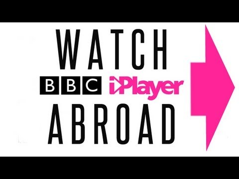 how to download bbc iplayer abroad