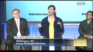 The Most SJW Moments at the DNC Chair Candida...