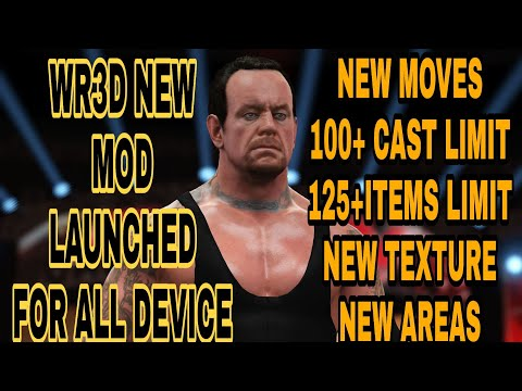 [WR3D 2K19]-- NEW MOD LAUNCHED FOR ALL DEVICE DOWNLOAD FAST