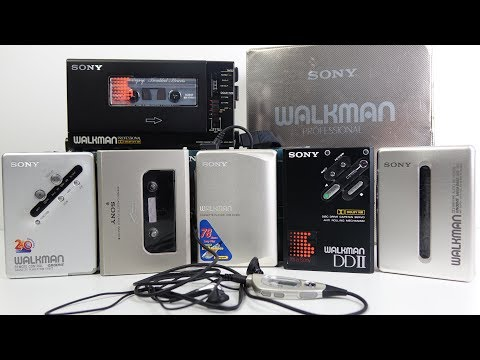 Which Walkman? Retro Buyers Guide.