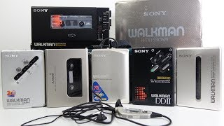 Which Sony Walkman? Retro Buyers Guide.