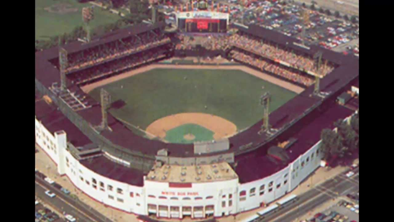 COMISKEY PARK: THERE USED TO B...