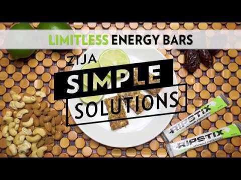 Limitless Energy Bars