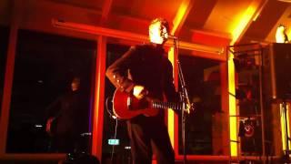 Andy White tijdens Tinymusic 8 oktober 2010