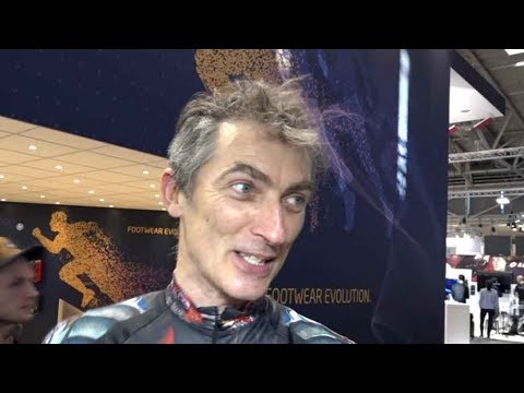 ISPO Close ups 29: Interview with Rollerman Jean-Yves Blondeau