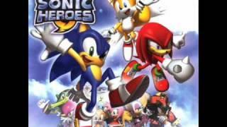 Sonic Heroes - Sea Gate