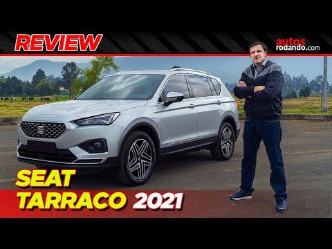 SEAT TARRACO 2021 muy SUPERIOR que su Primo Alemán / Prueba / Review