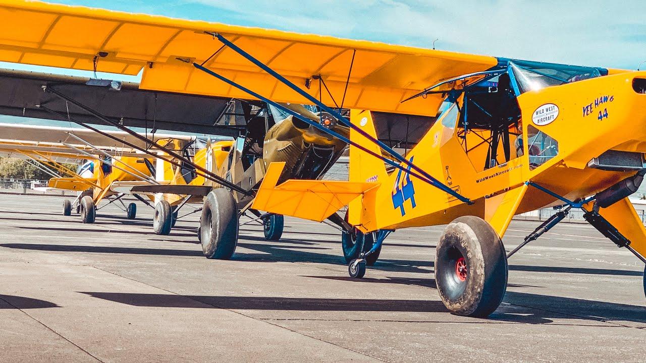 Bush Planes in the Reno Air Races?!?