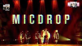 Video BTS/방탄소년단/防彈《Mic Drop》Live Stage Mix ver. download MP3, 3GP, MP4, WEBM, AVI, FLV Juli 2018