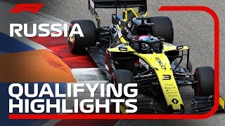 2019 Russian Grand Prix: Qualifying Highlights