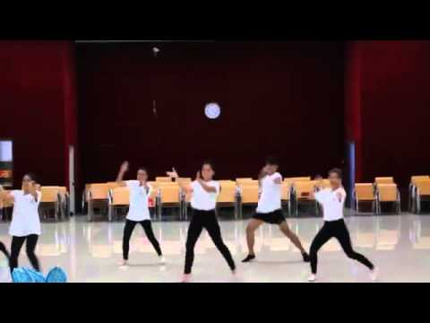 Thailand Performance at Beijing Scholarship Dance Camp 2014