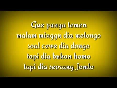 Lirick Saykoji Jomblo..