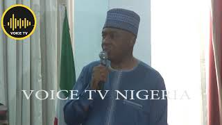 What Sen. Saraki Said To Buhari On Ballot Box Snatch During Election