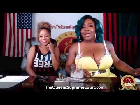 Ts Madison + La Tavia Roberson The Queens SupremeCourt 5-14-18