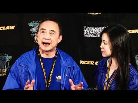 Master Helen Liang interviews Grandmaster Liang Shou-Yu