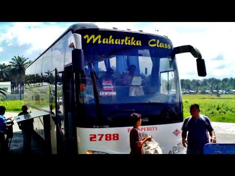 YBL Bus, Husky Tours, Holiday Bus (Mindanao) Philippines