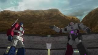 Transformers: Combiner Wars: Optimus Prime vs Megatron
