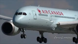 23 Boeing 787-9 & 787 Dreamliner Landings in 16 Liveries Compilation