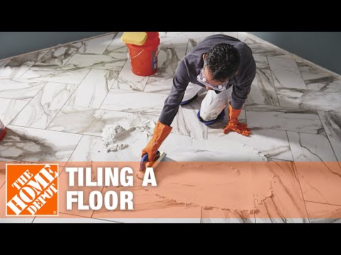 Tile Floor Installation: How to Prepare and Lay Tile
