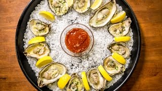 How To Shuck, Prepare, & Eat Oysters