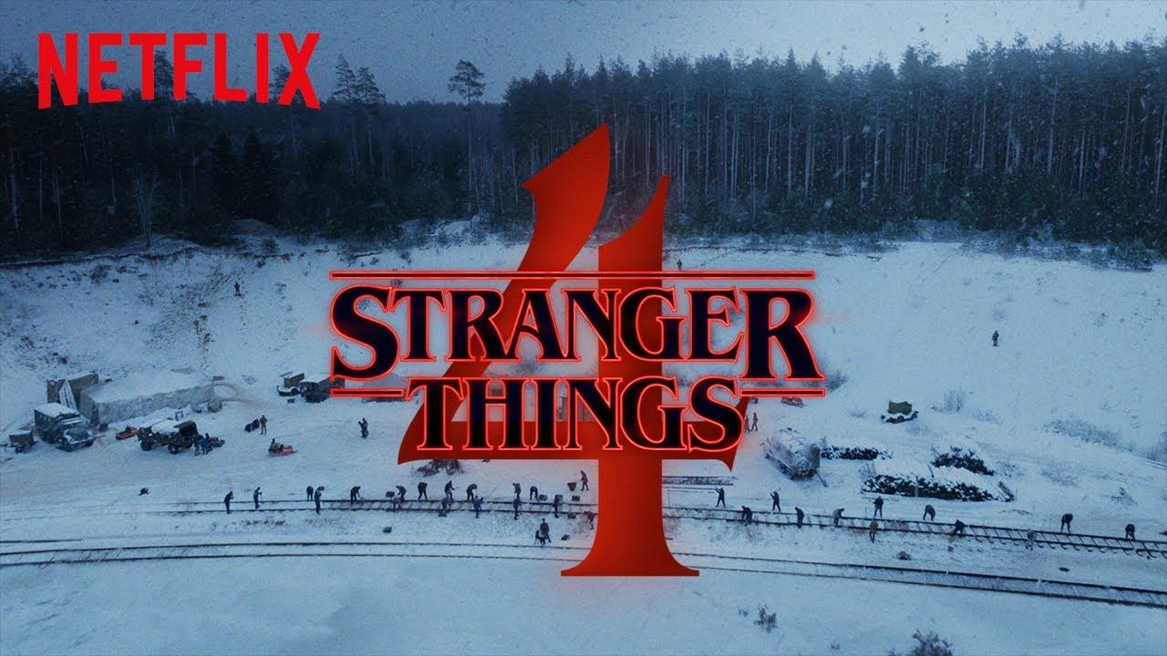 Stranger Things 4 | Pozdrowienia z Rosji… | Netflix