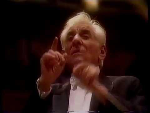 Bernstein Conducts Bernstein - Opening Prayer (World Premiere) 1986