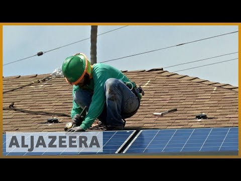 🇺🇸 California to generate most of its power from renewable energy | Al Jazeera English