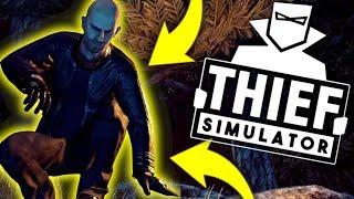 SYMULATOR ZŁODZIEJA! | Thief Simulator #1