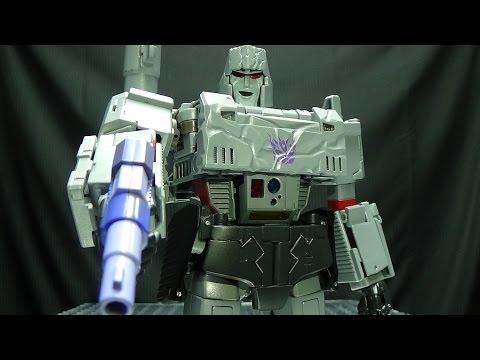 MP-36 MASTERPIECE MEGATRON: EmGo's Transformers Reviews N' Stuff